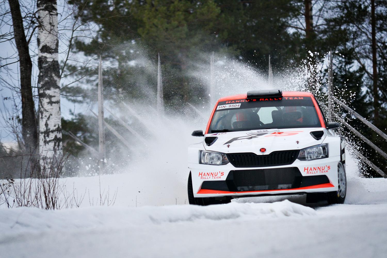 SM-Ralli - Ralli SM -sarjassa kilpaillaan jokaisessa kilpailussa myös tiimien välisistä ...
